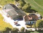 Luftaufnahme der Tischlerei Osterby in Schleswig holstein